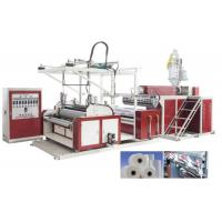 Wholesale SLW - 1000mm Three Layers Stretch Film Machine HDPE / LDPE Material from china suppliers