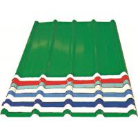 Wholesale Corrugated Metal Roofing Sheets , Recyclable Steel Sheets For Roofing from china suppliers