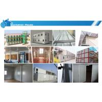 Buy cheap Customized Mobile Office Containers Building with Double Floor , Steel Structure from wholesalers