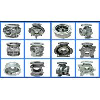 Wholesale Custom stainless steel water pump shell Iron casting parts from china suppliers