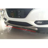 Wholesale Stainless Steel Car Bumper Protector for HONDA HR-V VEZEL 2014 Bumper Skid from china suppliers