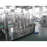 Wholesale 0.6MPa Pet Bottle Filling Machine For Hot Filling Production Line CE ISO Certificate from china suppliers