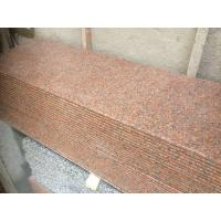 Wholesale G562 Maple Red Granite Kitchen Countertop tiles , Polished granite stone countertops from china suppliers