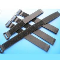 Wholesale velcro strap cable tie with plastic buckle from china suppliers
