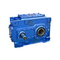 Quality Foot Mounted Parallel Shaft Helical Gear Reducer Industry With Iron Casting Housing Material for sale
