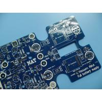 Wholesale FR4 3 Oz Heavy Copper PCB Double Layer 1.6mm Thick With Blue Mask from china suppliers