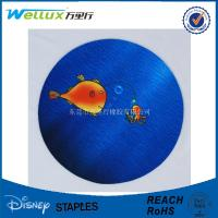 Wholesale Round Shape Absorbent Rubber Beer Mat Drink Coaster with Fabric Surface from china suppliers