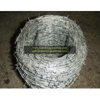 Wholesale Barbed Wire, Anping county factory direct export galvanized barbed wire for 10 years from china suppliers