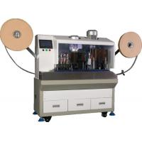Wholesale Labor Saving Multifunctional 3 Pin Automatic Cable Crimping Machine AC 220V / 50HZ from china suppliers