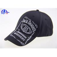 Wholesale Custom Fitted Baseball Caps Wholesale 98% Cotton 2% Spandex for Youth from china suppliers