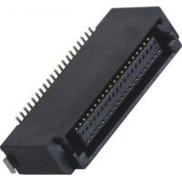 Wholesale Male E Type LCP 40 Pin Header Connector 0.8mm Pitch Board To Board from china suppliers