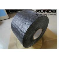 Wholesale Woven Polypropylene Tape , Self Adhesive Bitumen Tape 1.27 Mm Thickness 150 Mm Wide from china suppliers