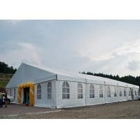 Wholesale 1000 Seaters Canopy Outdoor Event Tent with Double White PVC cover from china suppliers