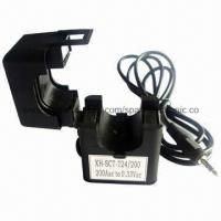 Buy cheap Power meter sensor with 3.5mm stereo jack plug with 200A/0.33V from wholesalers