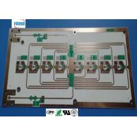 Wholesale Metal Core Aluminium PCB Circuit Board Hard Gold 5.0mm Copper Foil Thickness from china suppliers