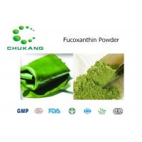 Wholesale Off White Powder Natural Seaweed Extract / Fucoidan Powder Fucoxanthin CAS 3351 86 8 from china suppliers