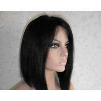 Wholesale Professional Lace Front Human Hair Wigs 8 Inch Short Wigs from china suppliers
