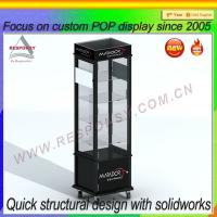 Wholesale POP acrylic acrylic body jewelry display/ acrylic jewelry display case from china suppliers
