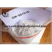 Buy cheap 99% High Purity SARMs White Powder GW-501516/ Cardarine /GSK-516 for Losing Fat from wholesalers