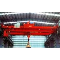 Wholesale Wireless Radio Remote 300tons heavy duty double girder casting metallurgy overhead crane from china suppliers