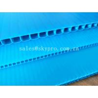 Wholesale Fire Retardant Retardant Effect PP Corrugated Plastic Sheet Corflute PP Hollow Sheet from china suppliers