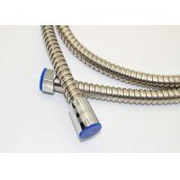 Wholesale Stainless Steel Flexible Shower Hose 1.5 M Double Lock Bathroom from china suppliers