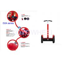 Wholesale Gyro Stabilized self balance 2 Wheel Stand Up Electric Scooter segway type from china suppliers
