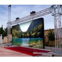 Wholesale High Definition Stage LED Screen Outdoor , Rental thin led display Seamless Connection from china suppliers