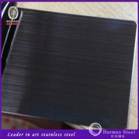 Wholesale High Quality Black Color Decorative Stainless Steel Sheet Grade 304 From China Factory from china suppliers
