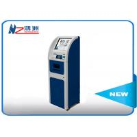 Buy cheap Free standing ticket vending kiosk with operated management internet  from wholesalers