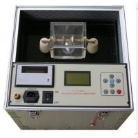 Buy cheap IJJ-II Transformer Oil Dielectric Strength Tester from wholesalers