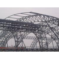 Wholesale Tekla Xsteel Designed Industrial Steel Buildings Convenient Site Erection from china suppliers