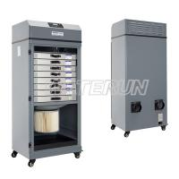 Wholesale 700W Laser Cutting Solder Fume Extractor , Grey Welding Fume Extractor from china suppliers