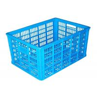 Wholesale Stainless Steel SUS304 Sterilize Crate Washer Plastic Basket / Box Washing Machine from china suppliers