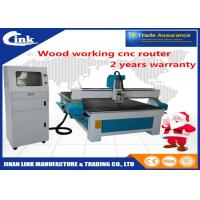 Wholesale 4.5kw Woodworking CNC Router With Air Cooled Spindle from china suppliers