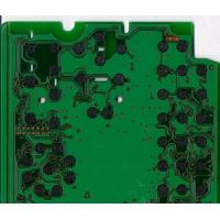 Wholesale High CTI FR4 Prototype PCB Immersion Gold , Printed Circuit Board With Carbon Ink Printing from china suppliers