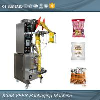 Wholesale Multifunction Granule Packaging Machine For Dog Food Bag / Rice / Micro Popcorn from china suppliers