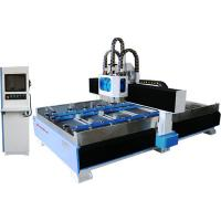 Wholesale Marble Jade Crystal Stone CNC Engraving Machine , Stone Carving CNC Router from china suppliers