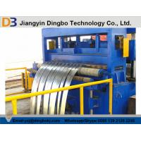 Buy cheap Color - Coated / Galvanized Coil Steel Slitting Line DBSL-3x1300 from wholesalers