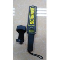 Wholesale Super Scanner Hand Held Metal Detector Security Device / Handheld Wand Scanner For Guards from china suppliers