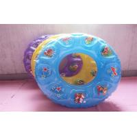 Wholesale PVC inflatable swim rings for toddlers , inflatable pool float ring / tube from china suppliers