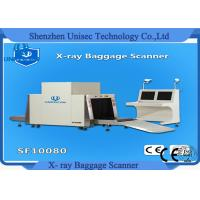 Buy cheap High Powerful 10080 X Ray Airport Baggage Scanner Single Operation Table from wholesalers