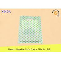 Wholesale 2.5mil thickness die cut economic bags handle all size&color customized large storage from china suppliers