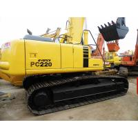 Wholesale Used KOMATSU Excavator PC220-6 Sale from china suppliers