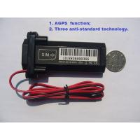 Wholesale AGPS GPS Car Tracker GlobalWidely VoltageGPSLocator  , car tracker device from china suppliers