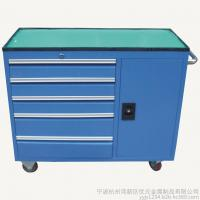 Wholesale Waterproof Metal Tool Box On Wheels With Drawer For Warehouse / Office from china suppliers