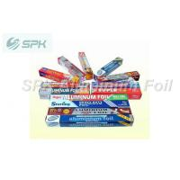 Wholesale Soft Barbeque / Baking Pop Up Aluminum Foil Sheets In Color Box from china suppliers