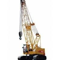 Wholesale Strong Hoisting Capacity Hydraulic Crawler Crane With High Strength Steel Pipe from china suppliers