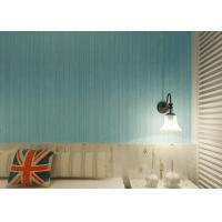 Quality Waterproof Home Decoration Wallpaper , Removable Vinyl Contemporary Wall Coverings for sale
