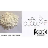 Wholesale Anti - Cancer SARMS Bodybuilding Steroid LGD -4033 / Anabolicum CAS 1165910-22-4 from china suppliers